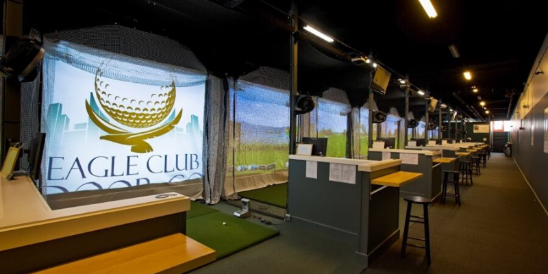 Indoor Golf: 5 Places to Play Around the Bay Area