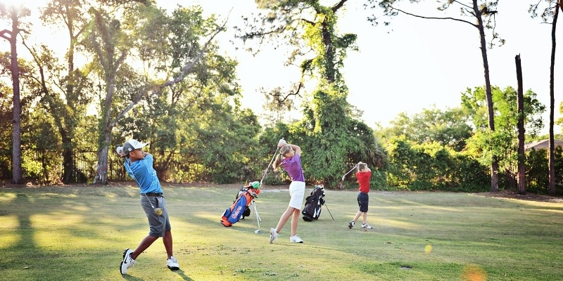 Alabama Club Golf Gives Back