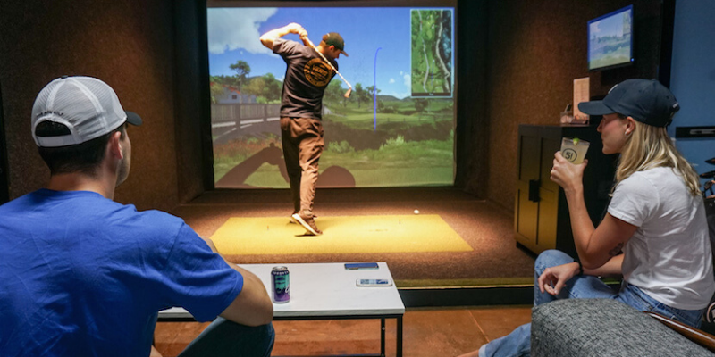 Indoor Golf: 5 Places to Play Around Philly