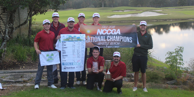 Fall 2018 NCCGA Nationals Recap