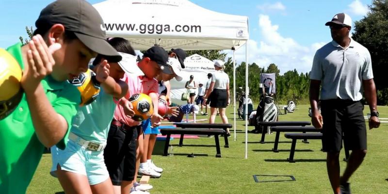 Summer Golf Internship at the Gary Gilchrist Academy