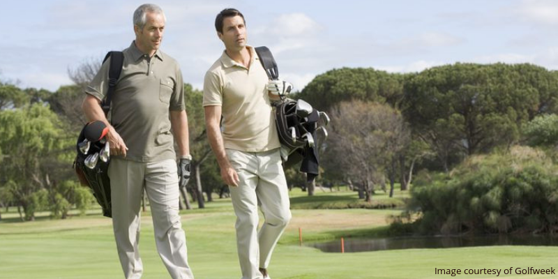 Networking - Why golf is a top networking tool