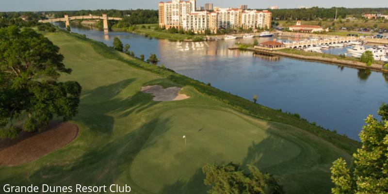 Myrtle Beach Spring golf specials