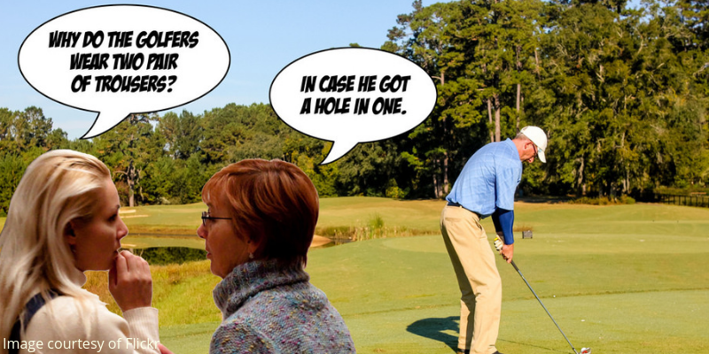 10 funniest golf jokes