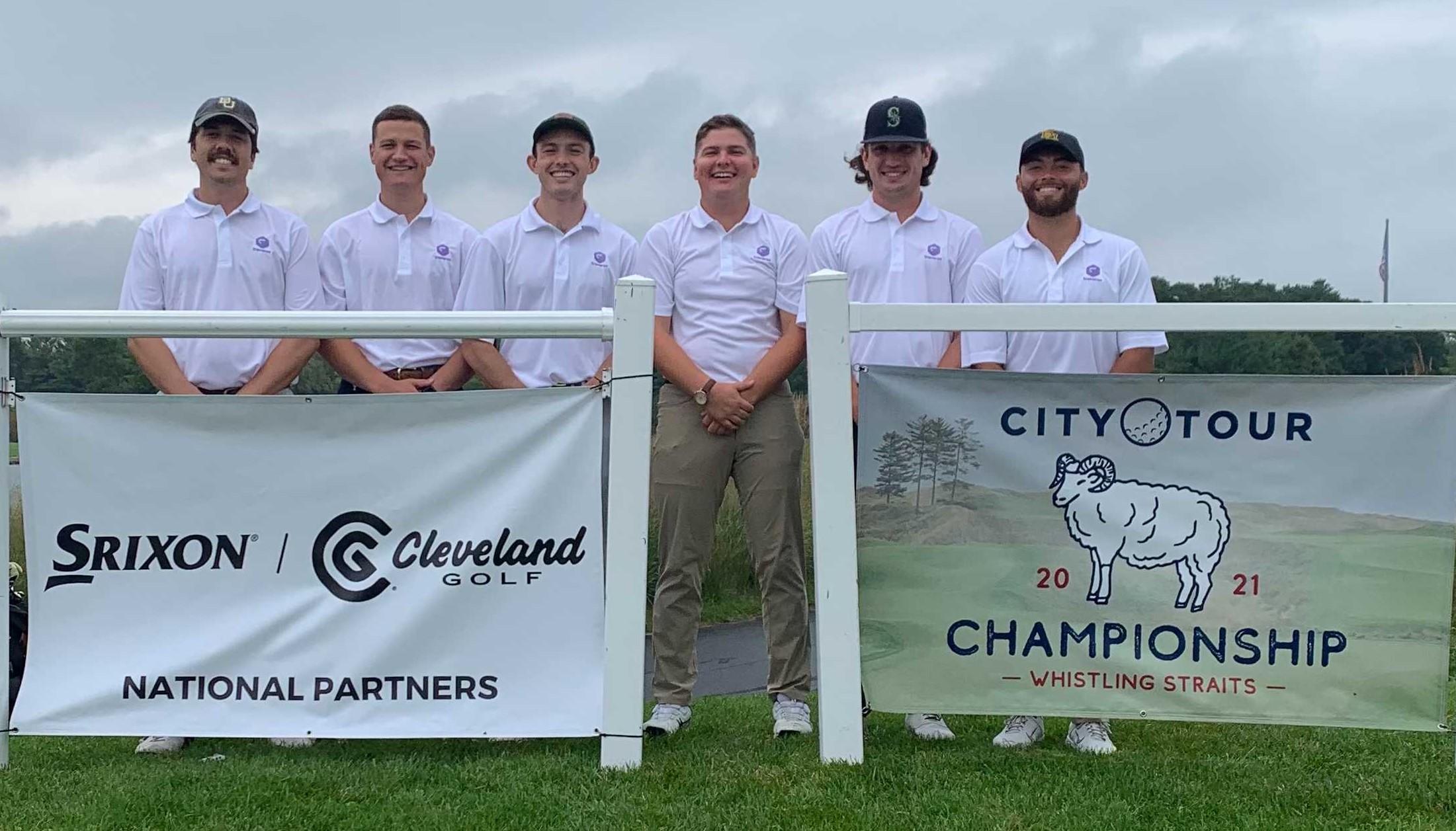 Team Traverse Travels to City Tour Championship