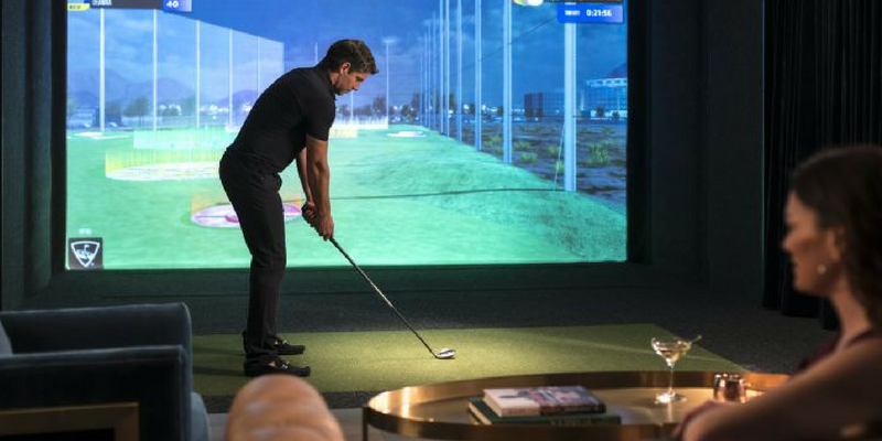 Best Places to Play Indoor Golf in Houston