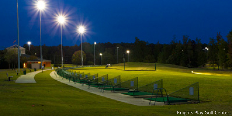 Best driving ranges in Raleigh