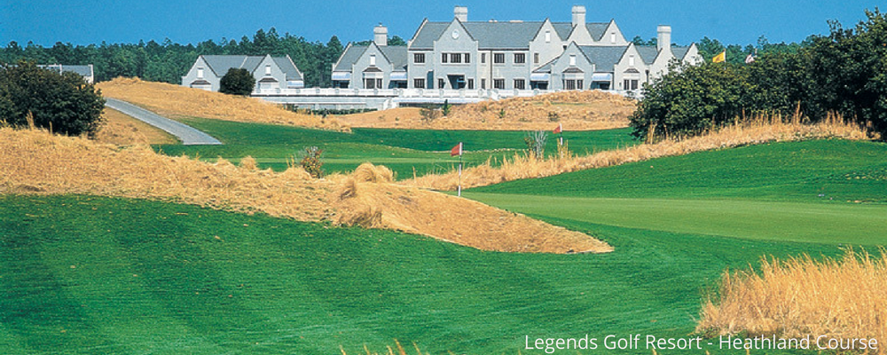 Best golf courses to play in Myrtle Beach