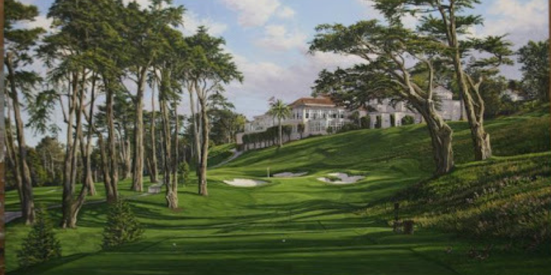 5 places to find awesome golf art