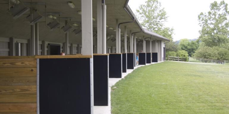 Best driving ranges in Cincinnati