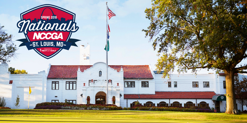 Spring 2018 NCCGA Nationals heads to St. Louis