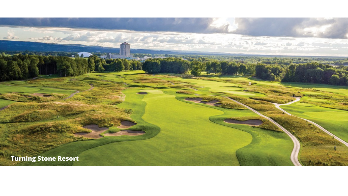 5 of the Top Golf Destinations in New York