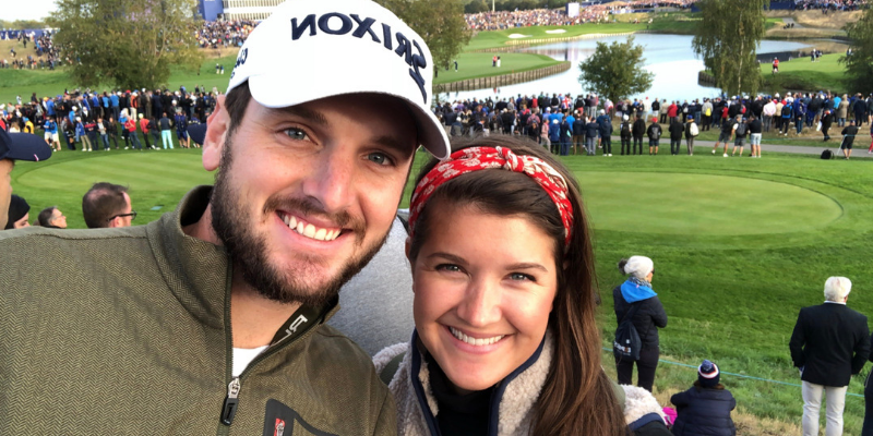 Attending Ryder Cup in USA vs. Europe