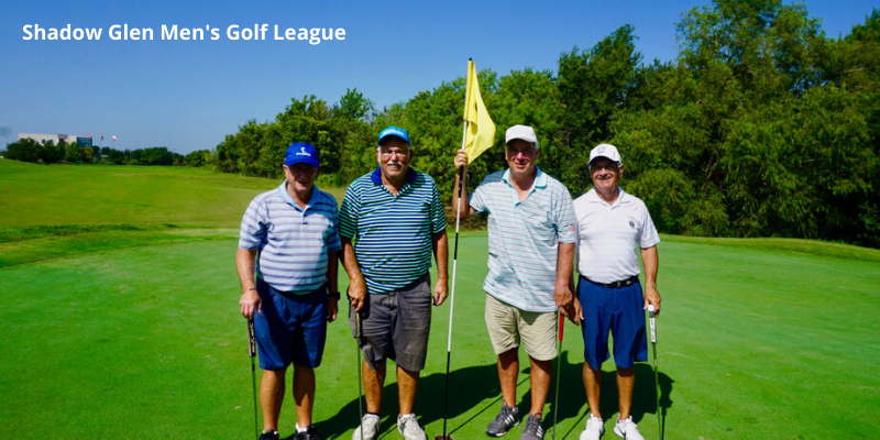 Joining a golf league in Austin