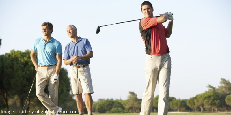 11 signs of a good golfer