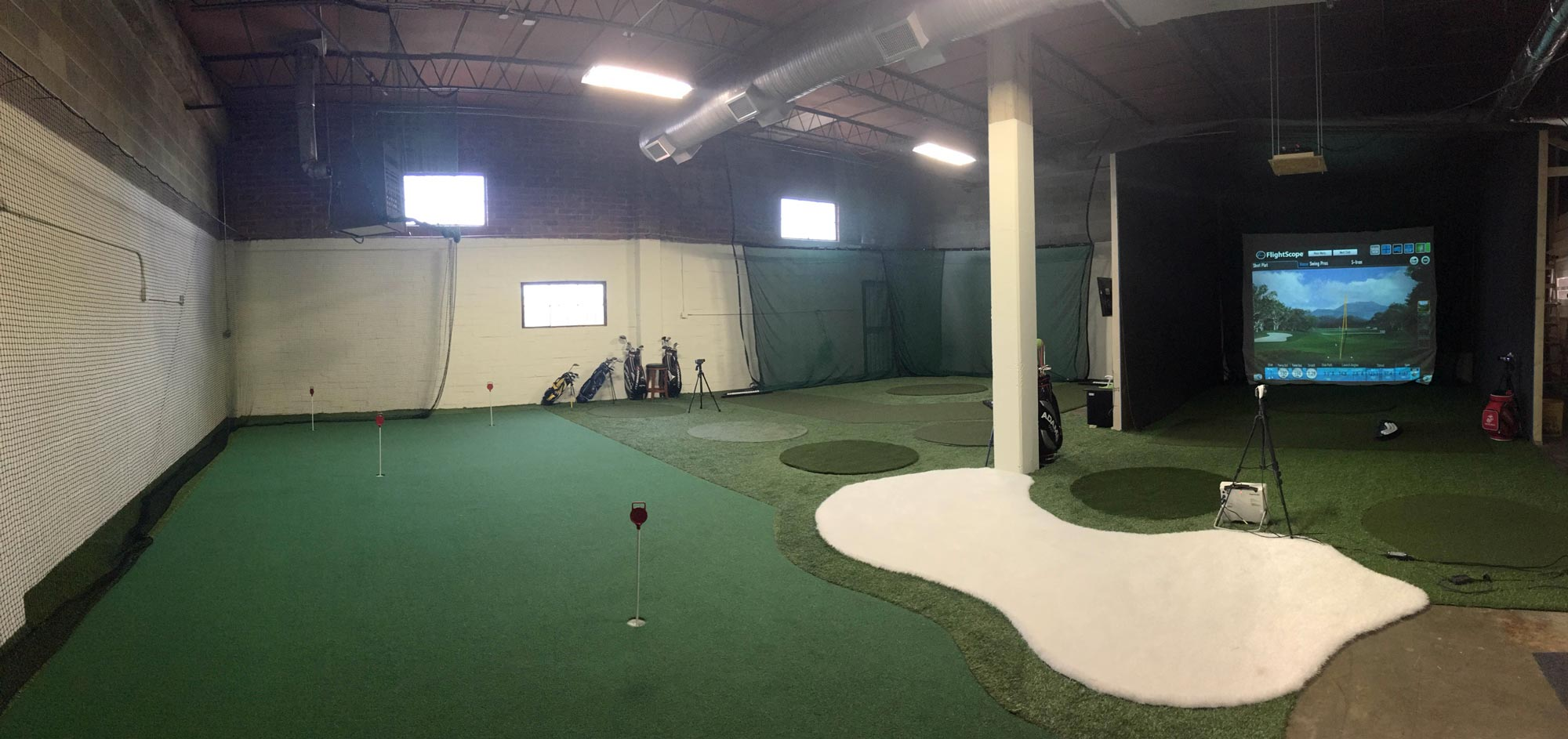 Indoor Golf: 5 Places to Play Around Atlanta