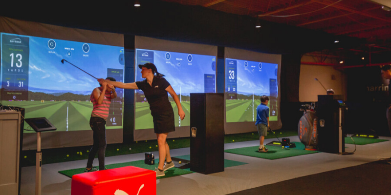 Indoor Golf: Places to Play Around Austin