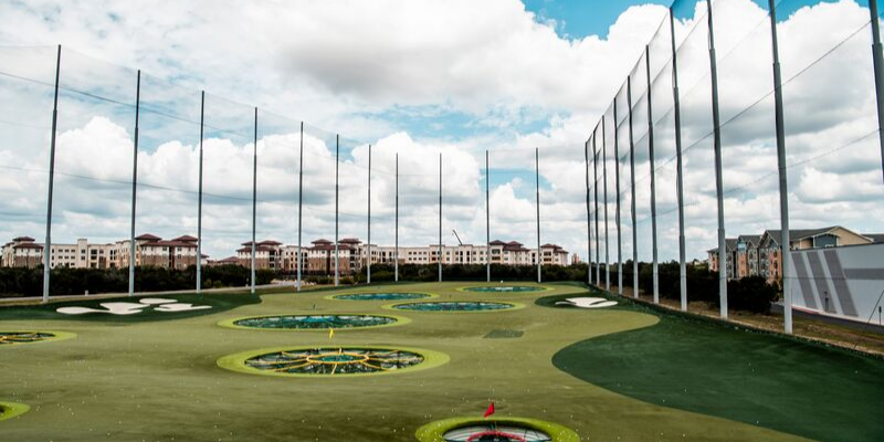 Topgolf provides free practice for college golfers
