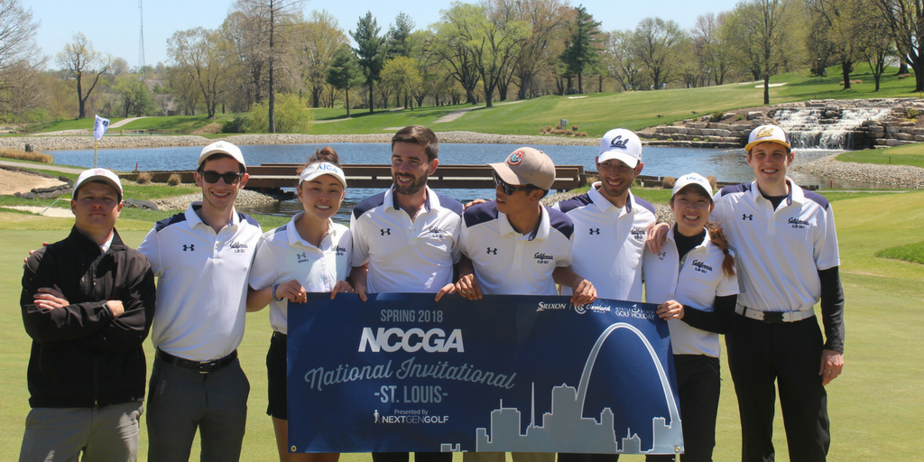 4 women compete at NCCGA Nationals