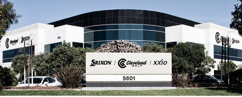 NCCGA Srixon Ambassador visits company headquarters