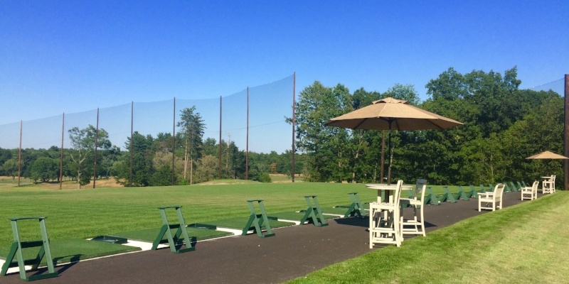 Best Driving Ranges in Boston