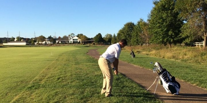 Golf Rules Quiz: Missing Out of Bounds Stake