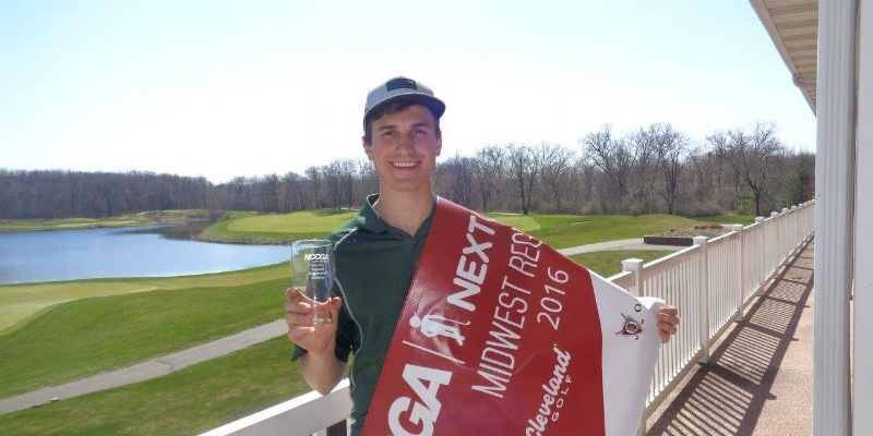 Srixon Golf Helps Lysher win Jackson County Open