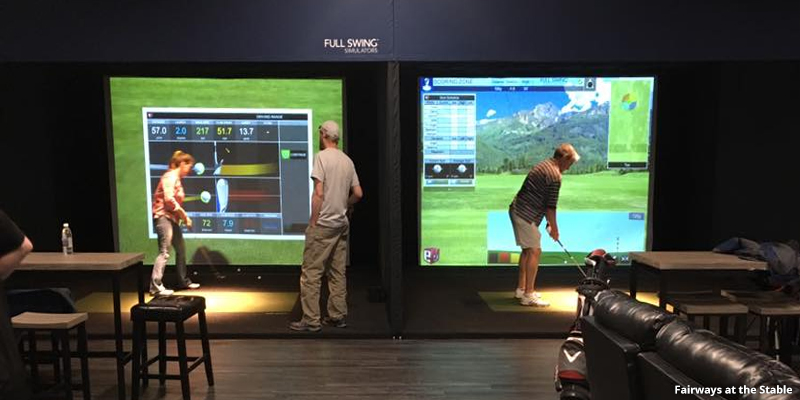 Indoor Golf: 5 Places to Play Around Denver