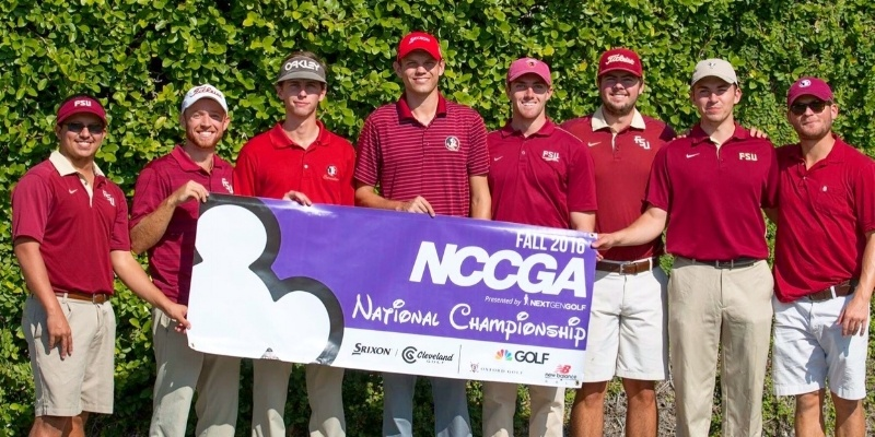 Florida State Club Golf Excited for Challenge at Hot Springs