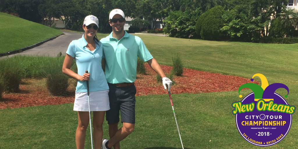 Benefits of playing a 2-person scramble or best ball format