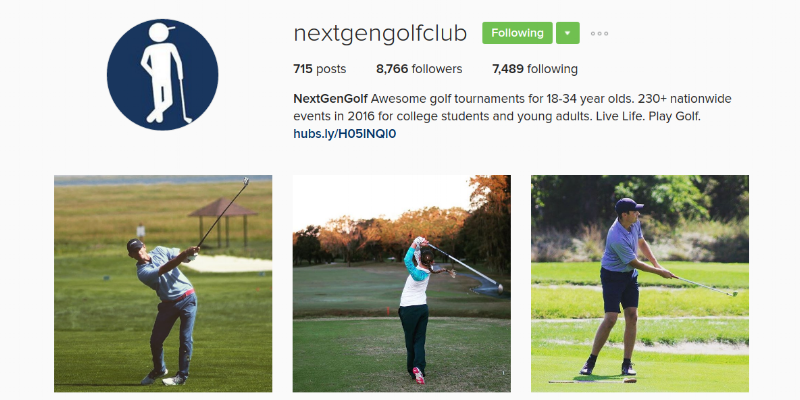Our Best Golf Instagram Posts of the Year
