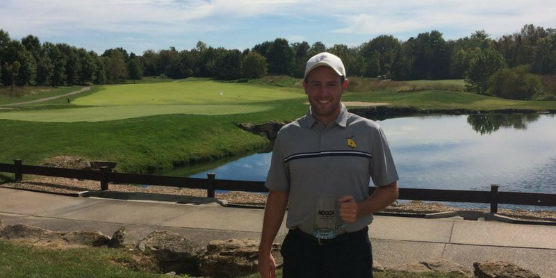 Top 15 College Golf NCCGA Tournament Rounds in 2016