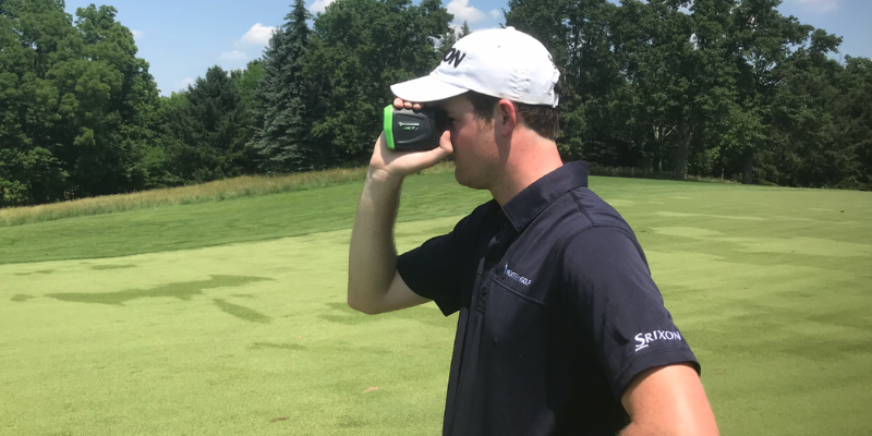 How the Precision Pro has helped improve my golf experience