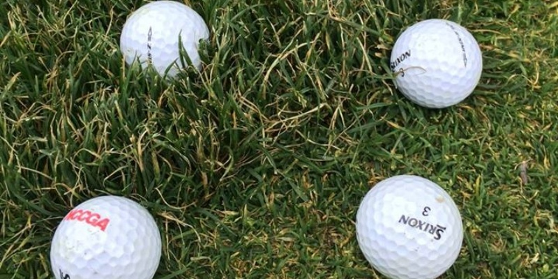 Golf Rules Quiz: Hit Wrong Ball Twice?