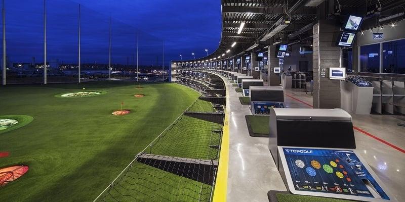 Find Indoor Golf Facilities And Simulators