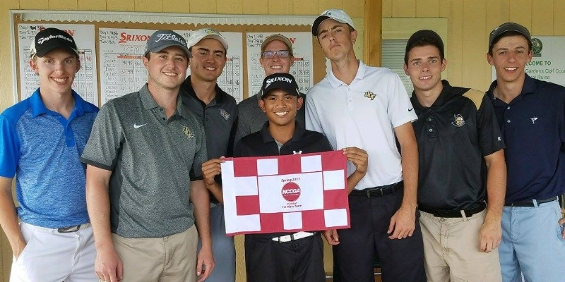 UCF Breaks Through to Clinch NCCGA National Championship Spot